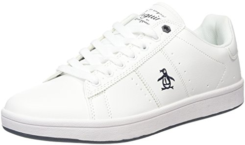 Pingouins Originaux Pour Hommes Sneaker Steadman, Blanc (blanc 809)