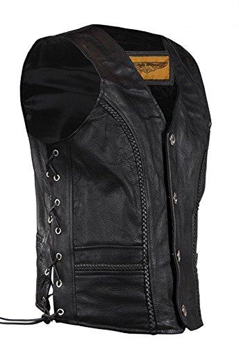 Best Leather Biker Vest - 8