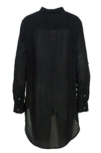Camisas Desigual Mujer Mujer Camisas Camisas Negro Mujer Mujer Negro Camisas Desigual Negro Desigual Desigual Rq7wgF4