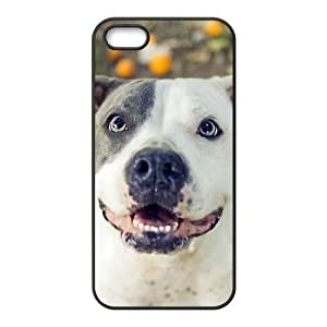 LZHCASE Diy Customized Hard Case Pit Bull Terrier Case For Iphone 4/4S Cover Case[Pattern-3]