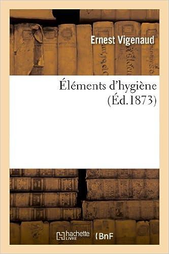 Livres gratuits Éléments d'hygiène pdf ebook