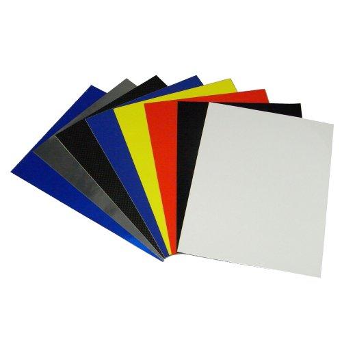 D Flex Color Decals Metallic Blue 96722MB