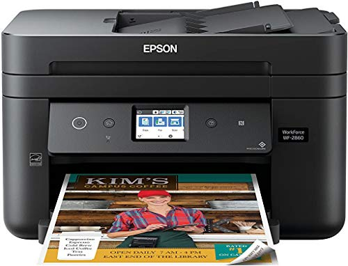 Epson Workforce WF-2860 All-in-One Wireless Color
