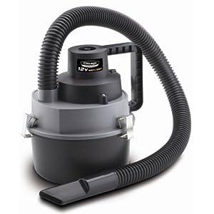 Chicago Power Tools 39605 12-Volt Wet/Dry Portable Vacuum