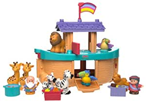 Fisher-Price - Mundial de Little People Arca Noé (Mattel)