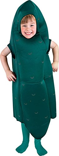 FunFill Toddler Pickle Costume, Size Toddler -