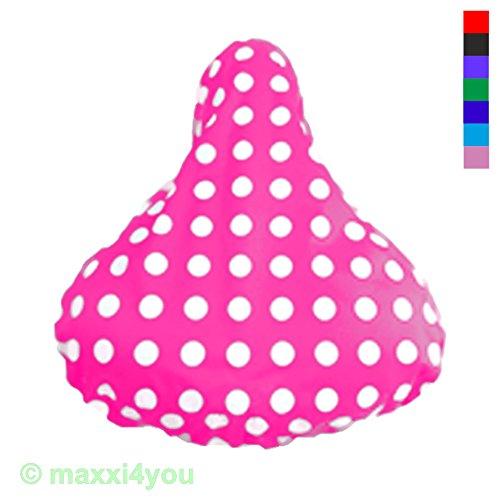 Sattelbezug Satteldecke Regenschutz 4 Farben Universalgröße 01050534 (Pink)