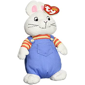 4670aa187c8 Amazon.com  Ty Beanie Babies Max and Ruby - Max  Toys   Games