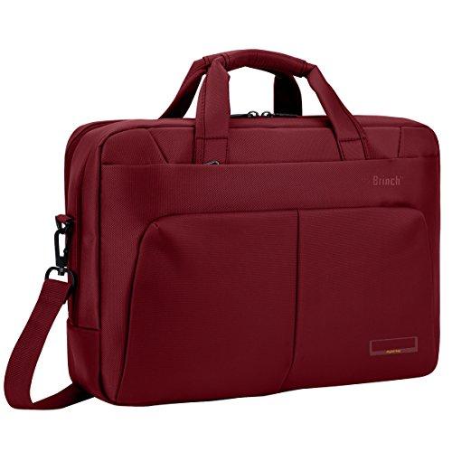 BRINCH Waterproof Shoulder Messenger Briefcase product image