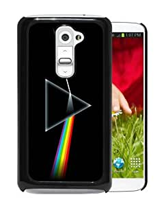 Fashionabe LG G2 Case ,Popular And Unique Designed Case With Pink Floyd The Dark Side Of The Moon Black LG G2 Cover Phone Case