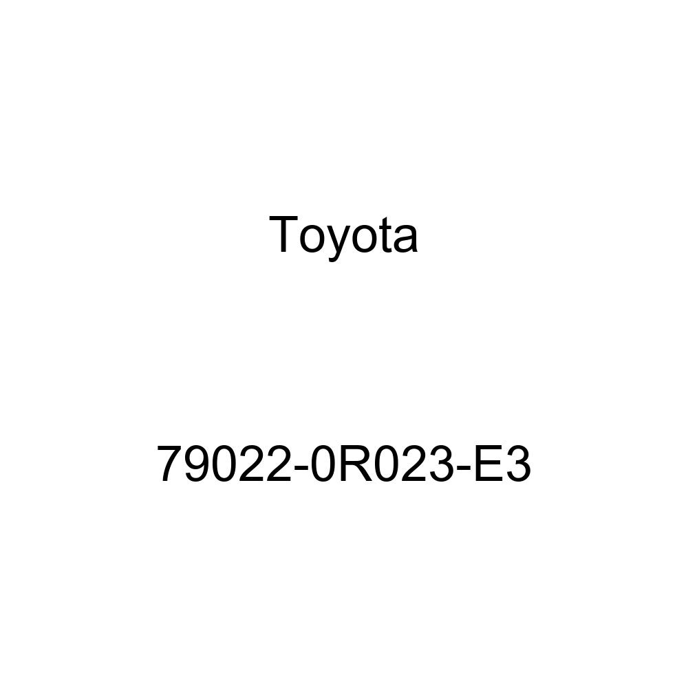 TOYOTA Genuine 79022-0R023-E3 Seat Cushion Cover Sub Assembly