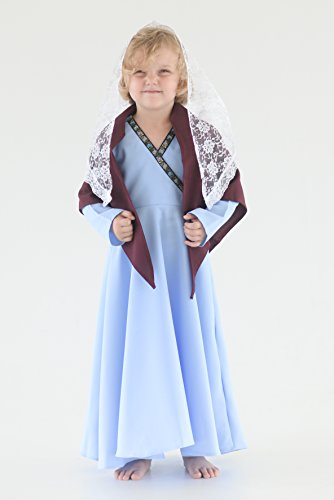 [St. Rose of Lima Costume (10)] (Coats Of Many Colors Costumes)