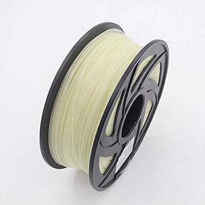 WSHZ Filamento de Impresora 3D PLA, precisión Dimensional +/- 0.03 ...