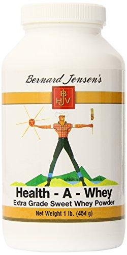 Бернард Дженсен Здоровье-Сывороточный, 1 фунт