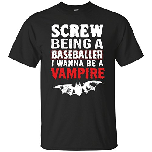 Halloween for baseball lovers halloween special gift men t-shirt for mom, dad, family members, beloved, friends and boss on halloween day, halloween holiday, halloween 2017]()