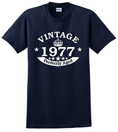 Birthday Vintage Perfect Crown T Shirt