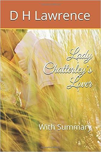 Lady chatterley s lover short summary bachelorarbeit csr