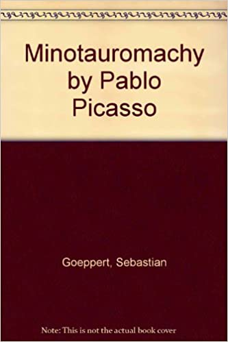 minotauromachy by pablo picasso