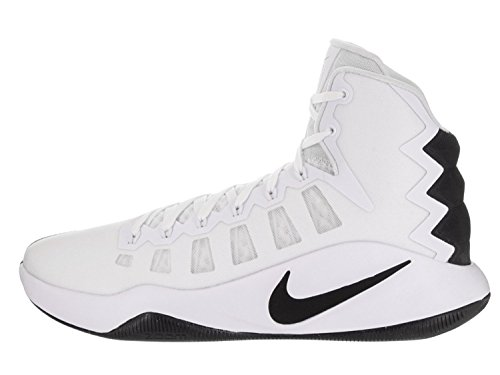 Nike Heren Hyperdunk 2016 Tb Basketbalschoenen 844.368 100 Wit Maat 8,5