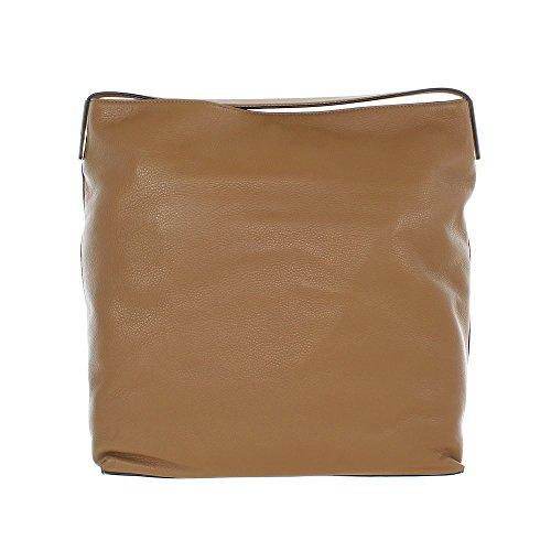 Coccinelle Sophie Sac à main marron 35cm