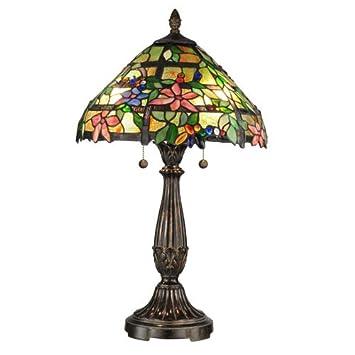 Dale Tiffany TT12364 Trellis Table Lamp, Fieldstone - - Amazon.com