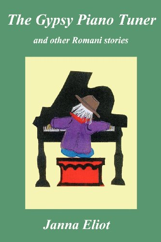 Book cover for The Gypsy Piano Tuner