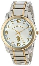 U.S. Polo Assn. Classic Men's USC80031 Two-Tone Watch