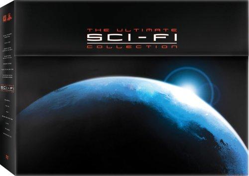 Ultimate Sci Fi Coll Sac