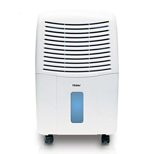 Haier 65 Pint Dehumidifier White DE65EM L