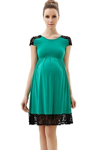 Momo Maternity Insert Skater Dress product image