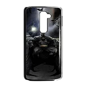 LG G2 Cell Phone Case Black Batman EG6533086