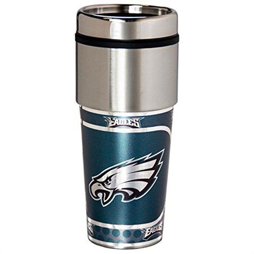 NEOPlex - Philadelphia Eagles Travel Mug Tumbler -
