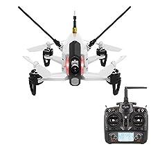 Walkera Rodeo150 Racing Quadcopter DEVO 7 Transmitter 5.8G FPV 600TVL Camera by Walkera