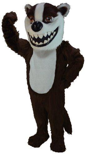 Badger Lightweight Mascot Costume]()