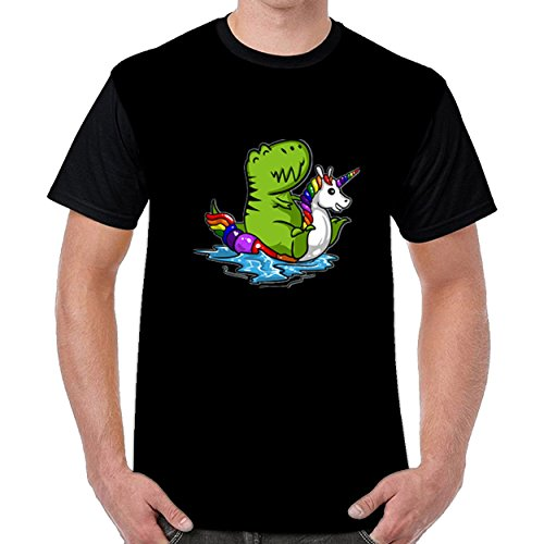 Speciallife T Rex Dinosaur Mens Funny T-Shirts Casual Tops - Bin Ray