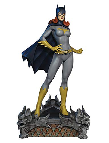 (Tweeterhead DC Super Powers Collection: Batgirl Maquette Statue, Multicolor)