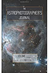 The Astrophotographer's Journal: Orion Cover Paperback