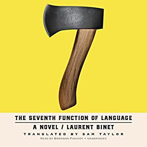 The Seventh Function of Language Audiobook