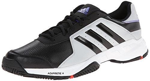 Men S Barricade Court Tennis Shoes Core Black