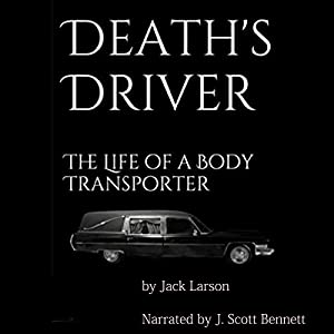 Death's Driver Audiobook