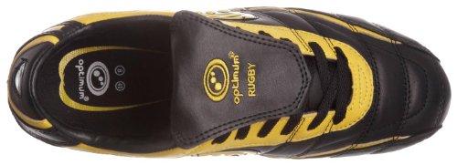 Optimum Men's Inferno Rugby Black/yellow bsoyaSVvy