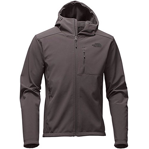 The North Face Men's Apex Bionic 2 Hoodie - Asphalt Grey & Asphalt Grey - (North Face Windwall 2 Jacket)