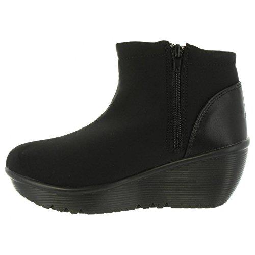 MTNG Noir Bottines modèle couleur Boots marque MTNG Boots 69931M Bottines Noir 4OZwx6WIgf