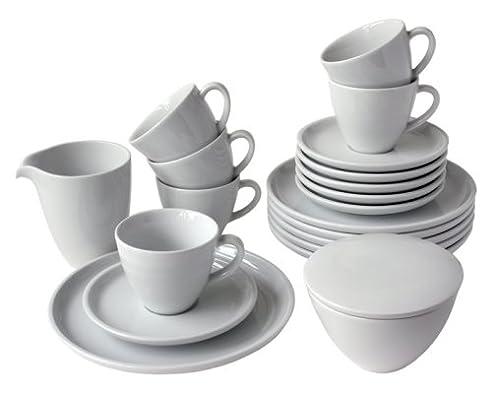 Arzberg-Porzellan 9600/00001/3102 Profi Kaffeeset
