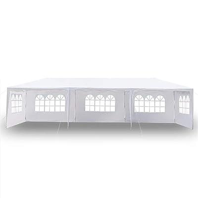 Cozywind 3X9m5 PCS Five-Sided Waterproof Tent with Spiral Tube Outdoor Sun Tent Portable Gazebo Wedding Gazebo : Garden & Outdoor
