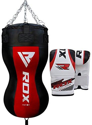 RDX Heavy Boxing Uppercut Maize Body Punch Bag UNFILLED MMA UFC Training Muay Thai – DiZiSports Store