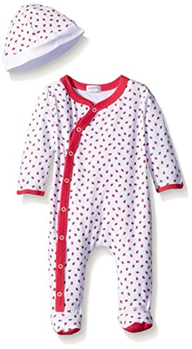ABSORBA Baby Girls Fruitti Footie Months product image