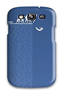 Excellent Design Emo Case Cover For Galaxy S3