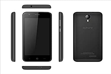 Lephone W2 Dual Sim(4G+4G) VoLTE - Black Tablets at amazon