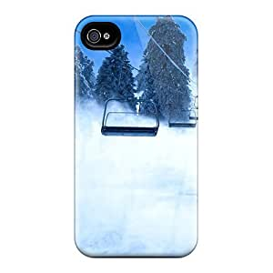 Iphone 4/4s Case Bumper Tpu Skin Cover For Passeio Na Neve Accessories wangjiang maoyi